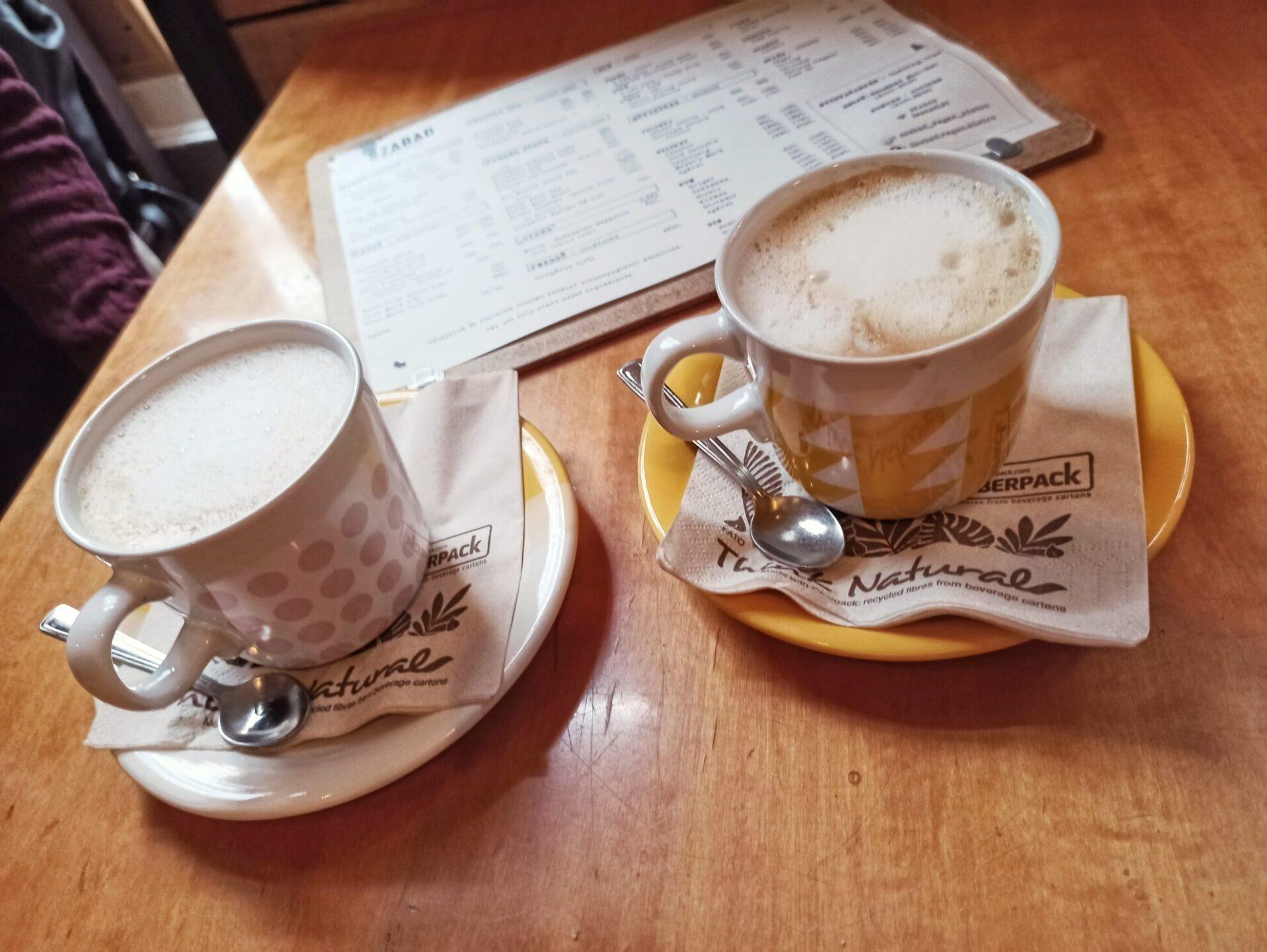 Kávé a Szabad Bisztróban