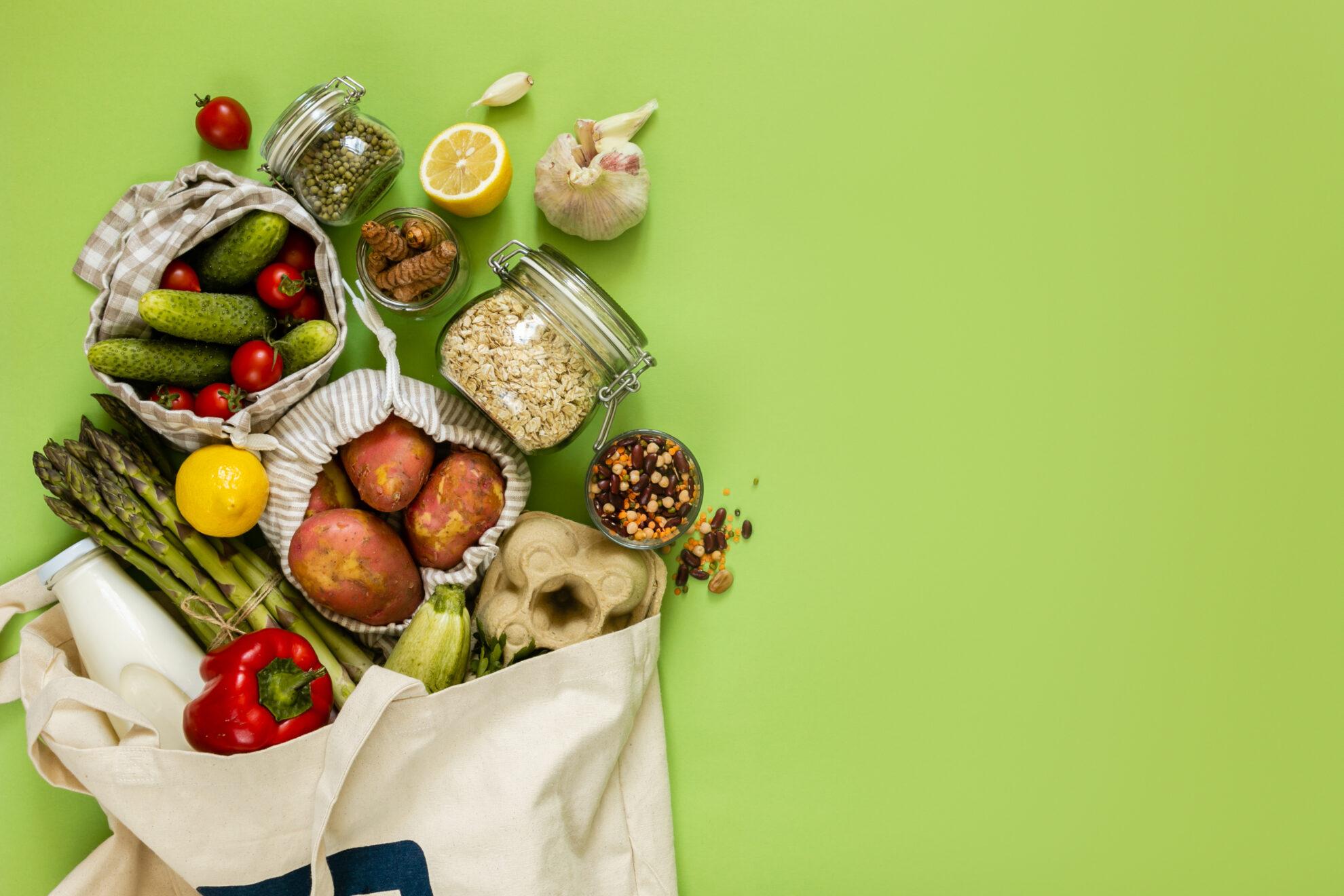 fenntartható hazai ételek